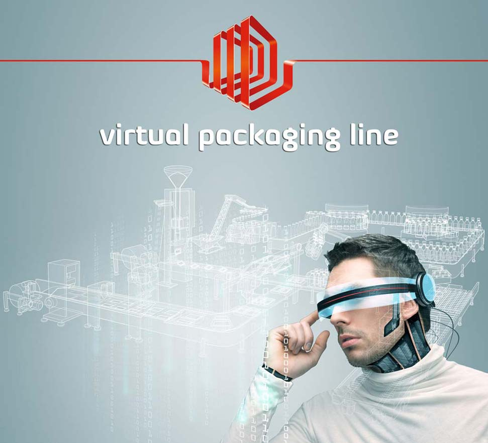 Univers graphique | Virtual Packaging Line