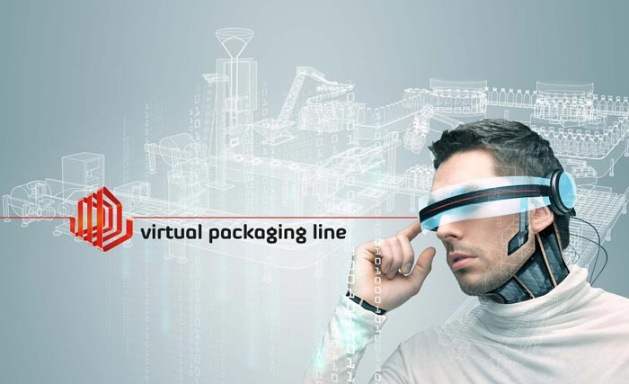Virtual Packaging Line | Voyage au coeur d'une ligne de conditionnement