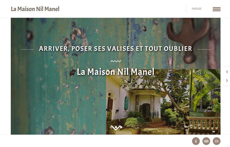 LA MAISON NIL MANEL
